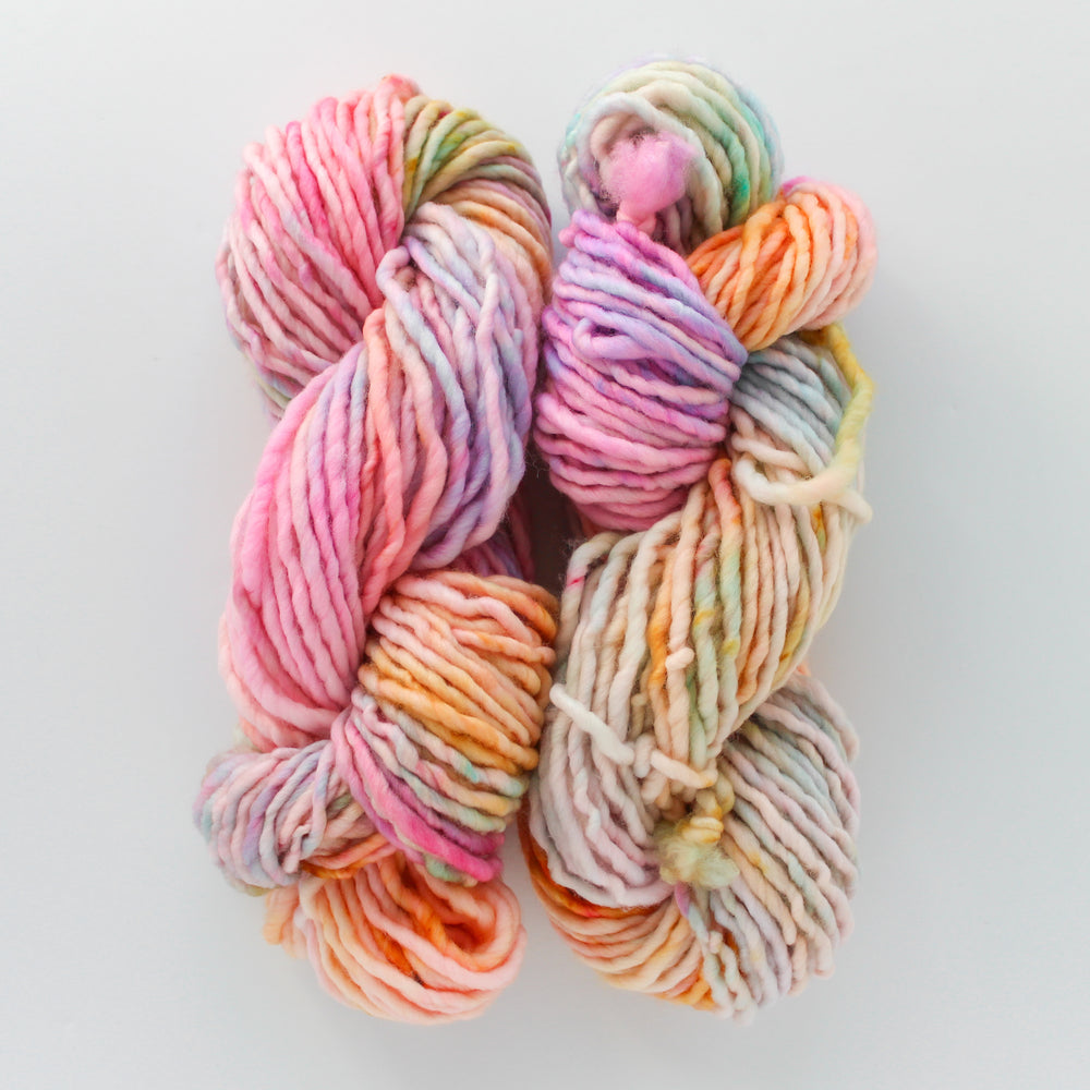 Unicorn Magic Handdyed Chunky Yarn