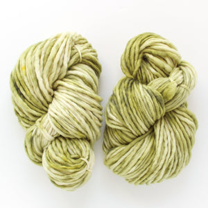 Mossy Ombre Handdyed Chunky Yarn
