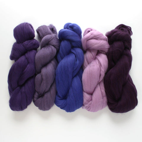 Purple Roving Pack