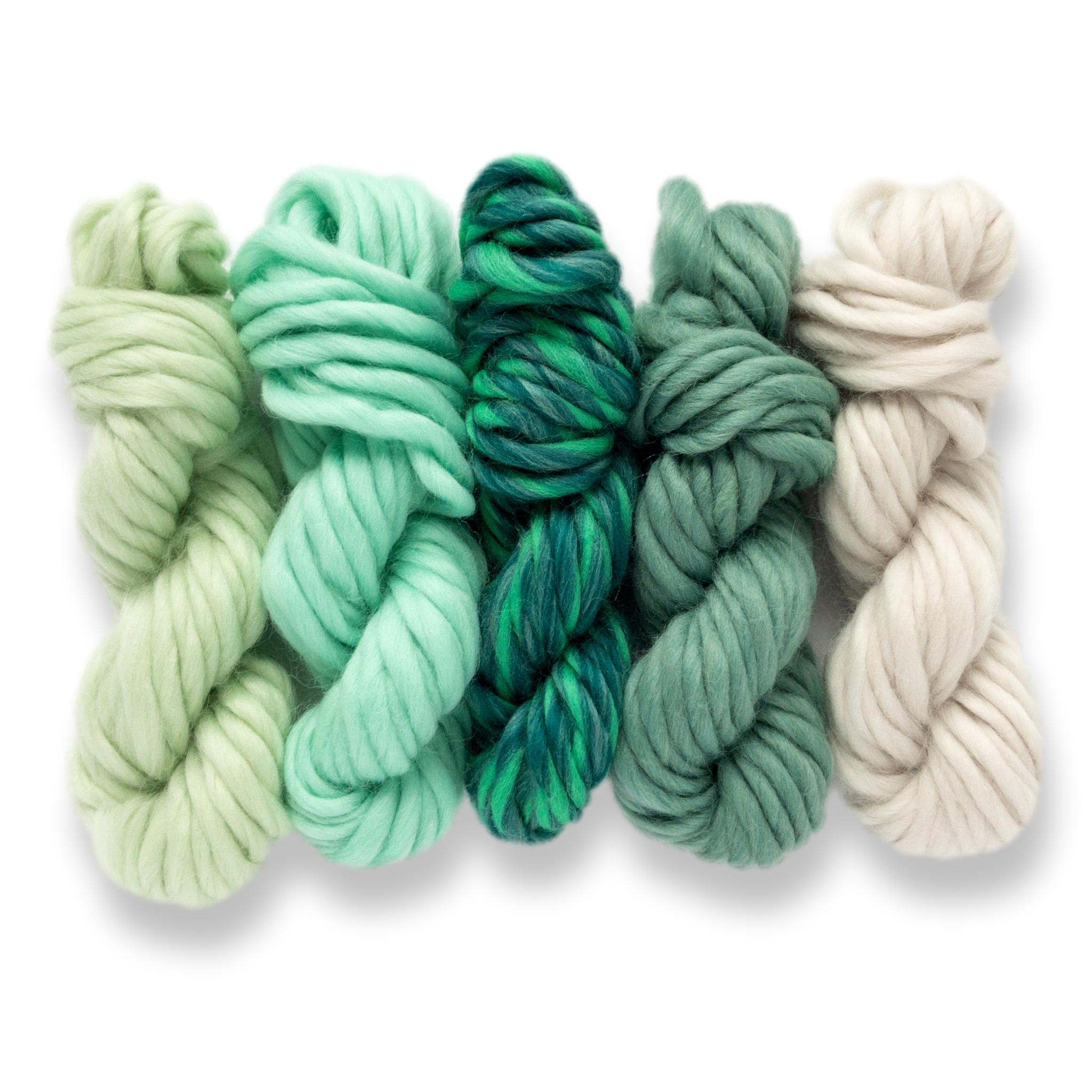 Seafoam Yarn Pack