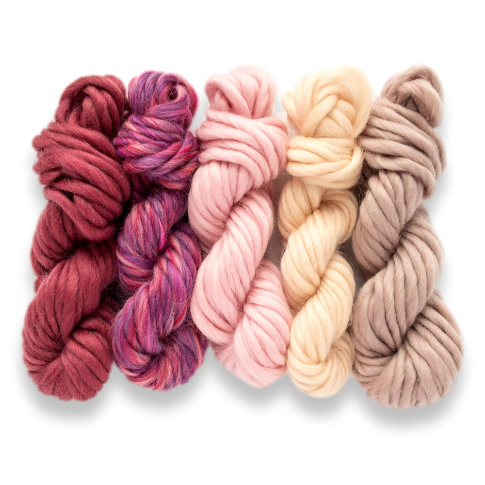 Load image into Gallery viewer, Dusty Pink Yarn Pack