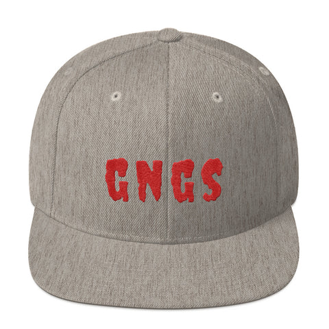 Grit and Grace Skate-#GNGS Snapback Hat