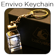 Envivo Key-Chain™ Images from the Womb Special