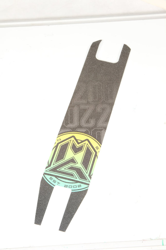 VX6 PRO GRIP TAPE YELLOW & TEAL