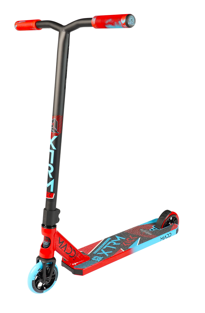 KICK EXTREME SCOOTER RED / BLUE