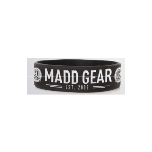 MGP WRIST BAND BLACK / WHITE