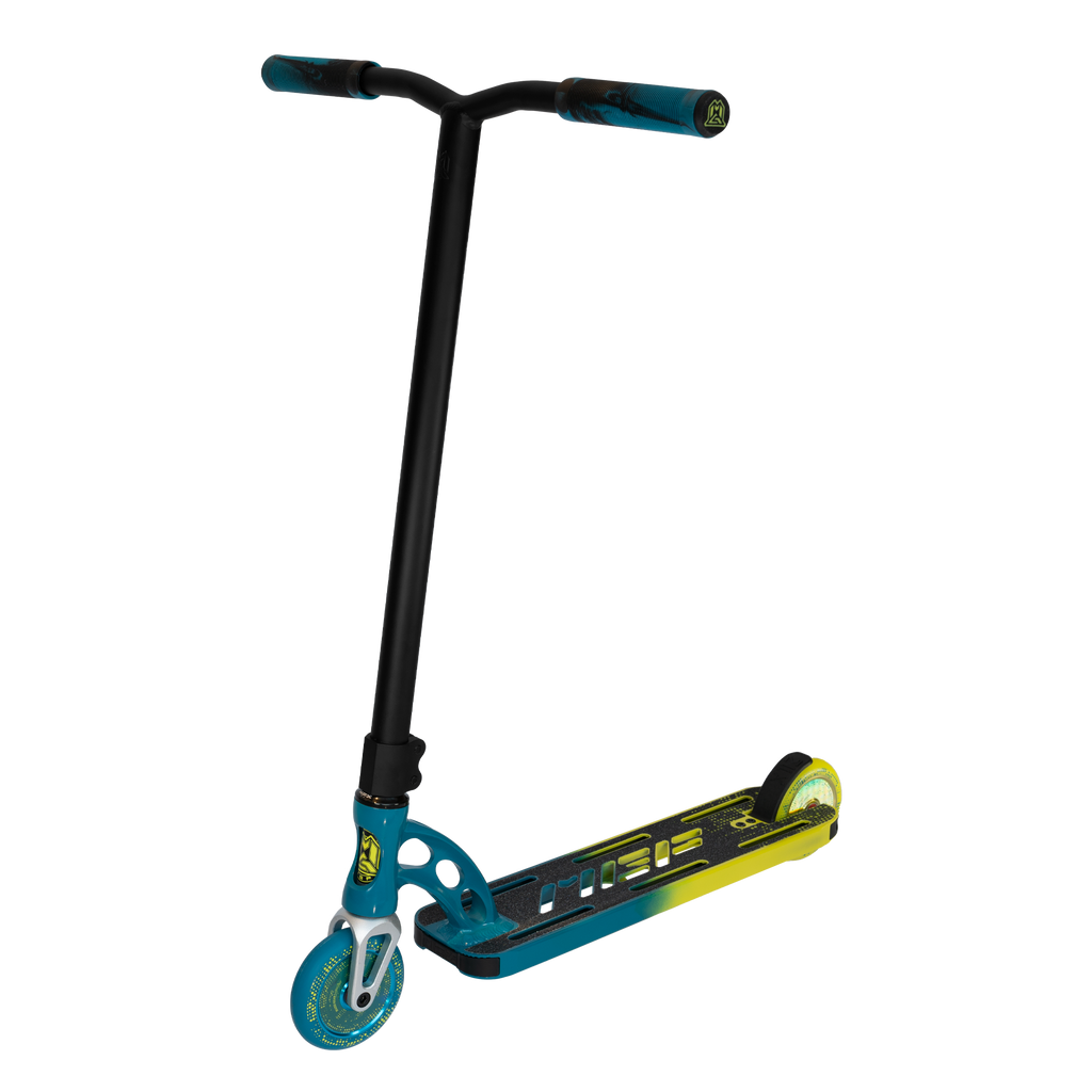 MGO PRO SCOOTER PETROL / YELLOW