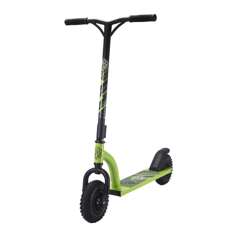 MGP OFF ROAD DIRT SCOOTER GREEN