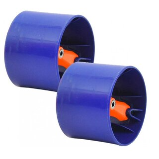 TRIAD 49'ER CONVERSION BLUE TYRE / ORANGE SET