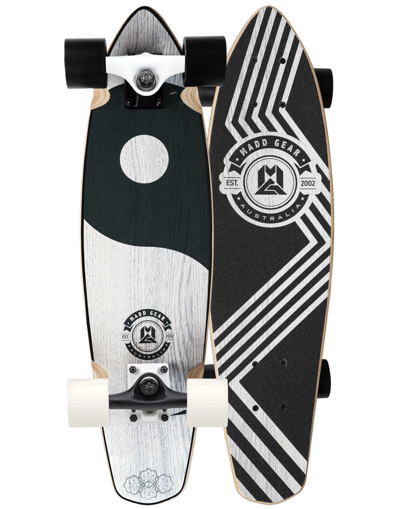 "MADD GEAR 28"" CRUISER BOARD BALANCE"