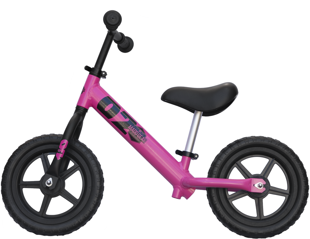 MADD RUSH RUNNER BIKE PINK