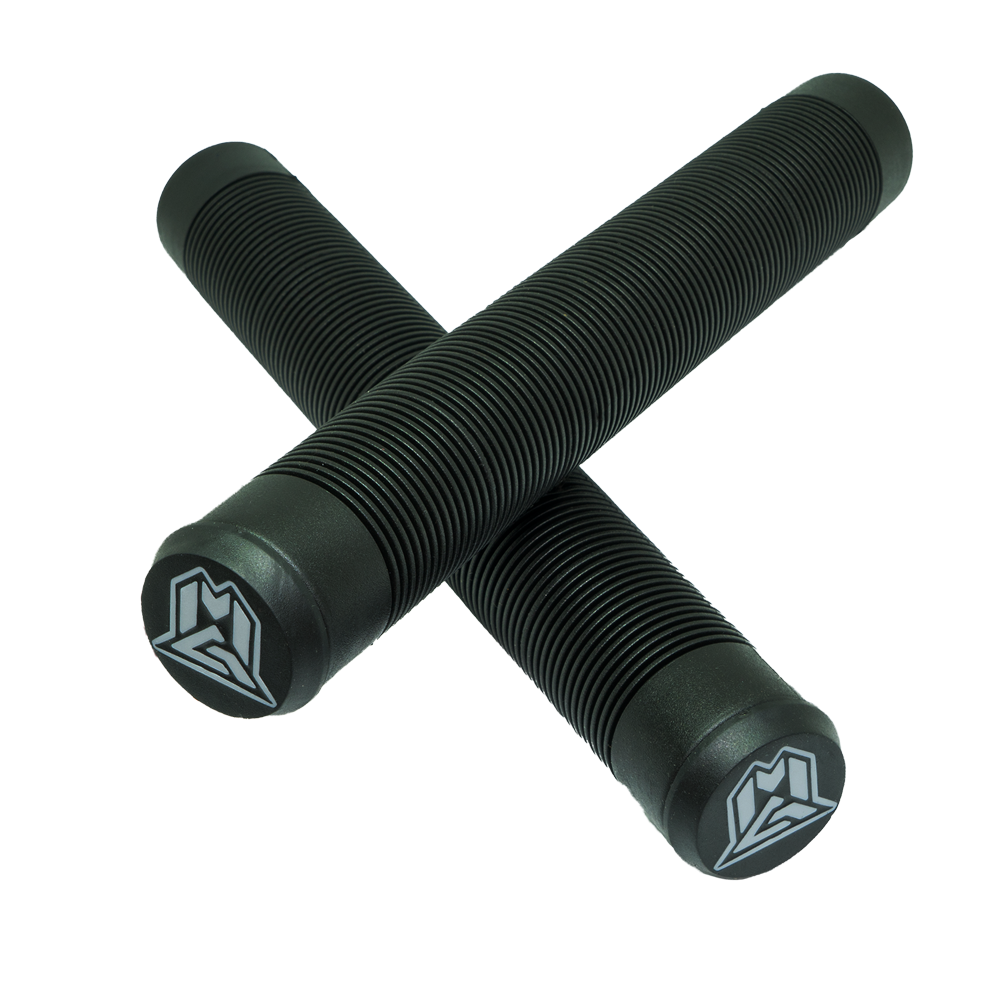 MADD MFX 180MM TPR GRIPS BLACK