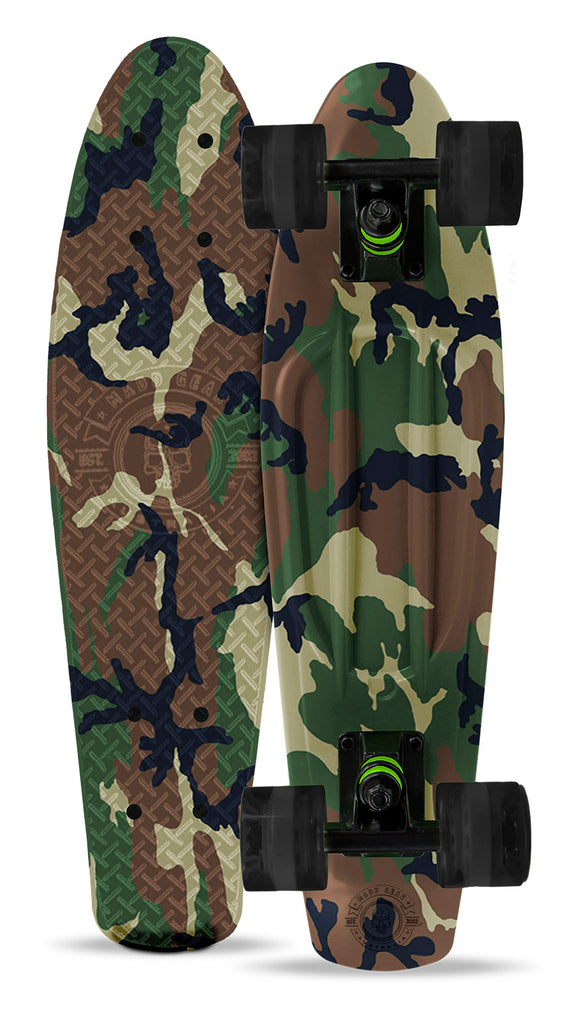 MADD RETRO BOARD G-WRAP CAMO
