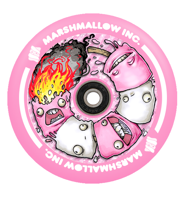 CHUBBY 110MM MARSHMALLOW WHEEL