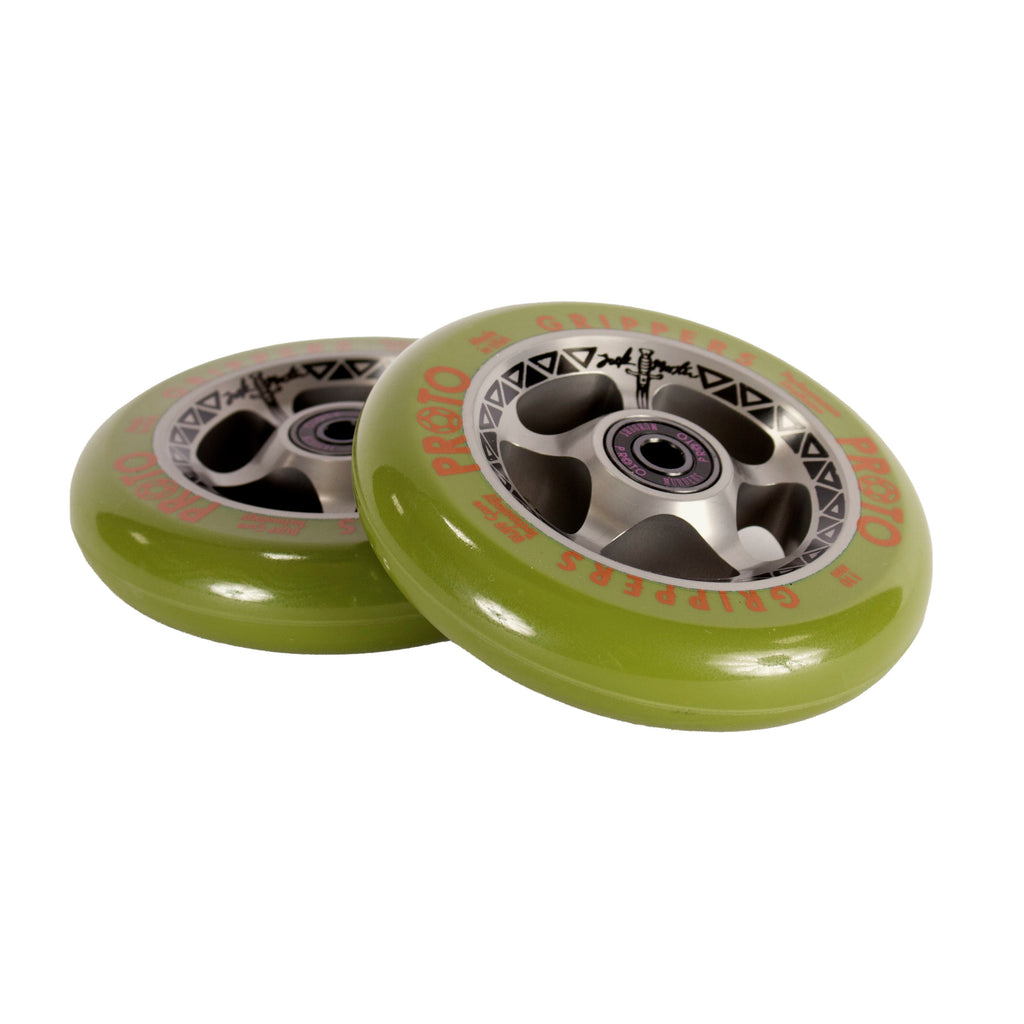 PROTO TRACKER GRIPPERS 110MM WHEEL ZACK MARTIN SIG 2 PACK