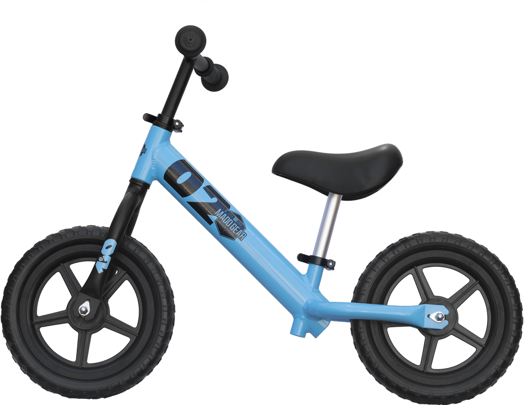 MADD RUSH RUNNER BIKE BLUE