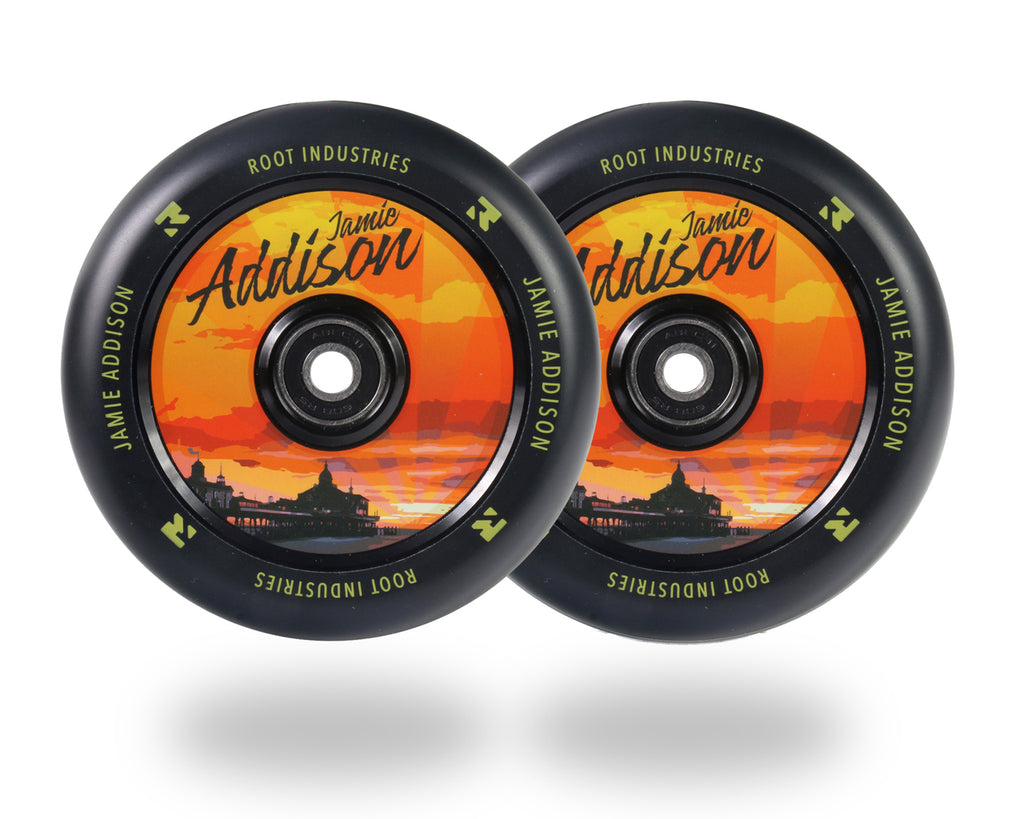 ROOT 110MM AIR WHEELS SUNSET | JAMIE ADDISON 2 PACK