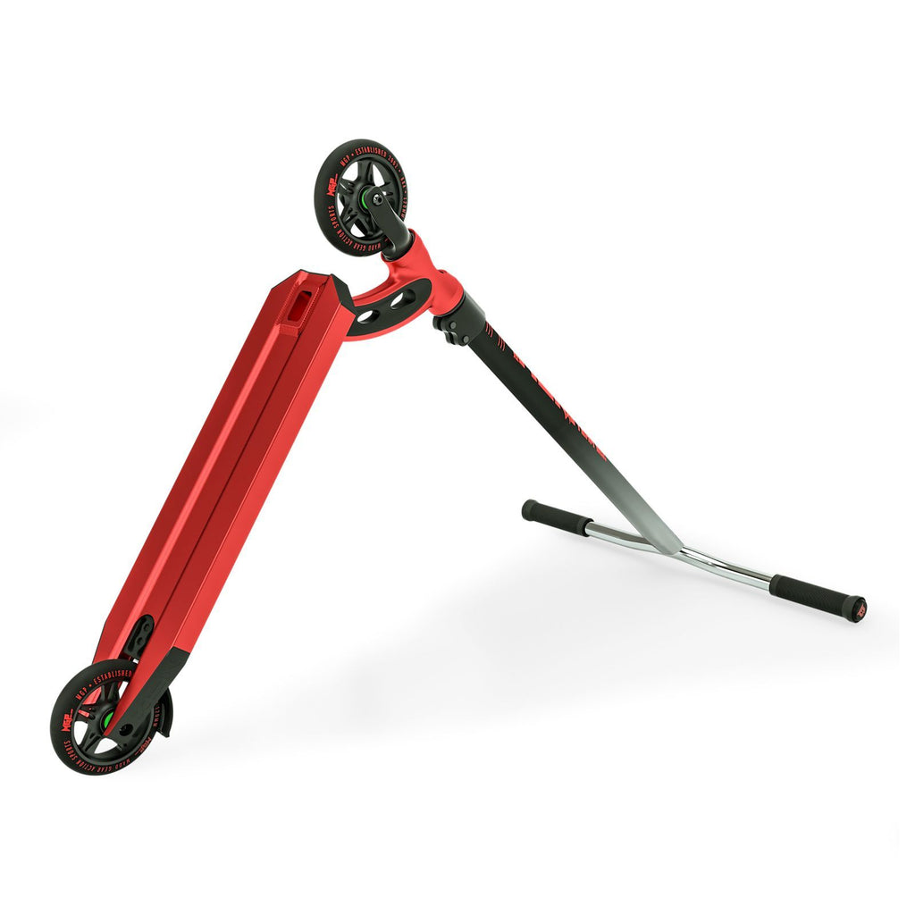 VX8 TEAM SCOOTER RED