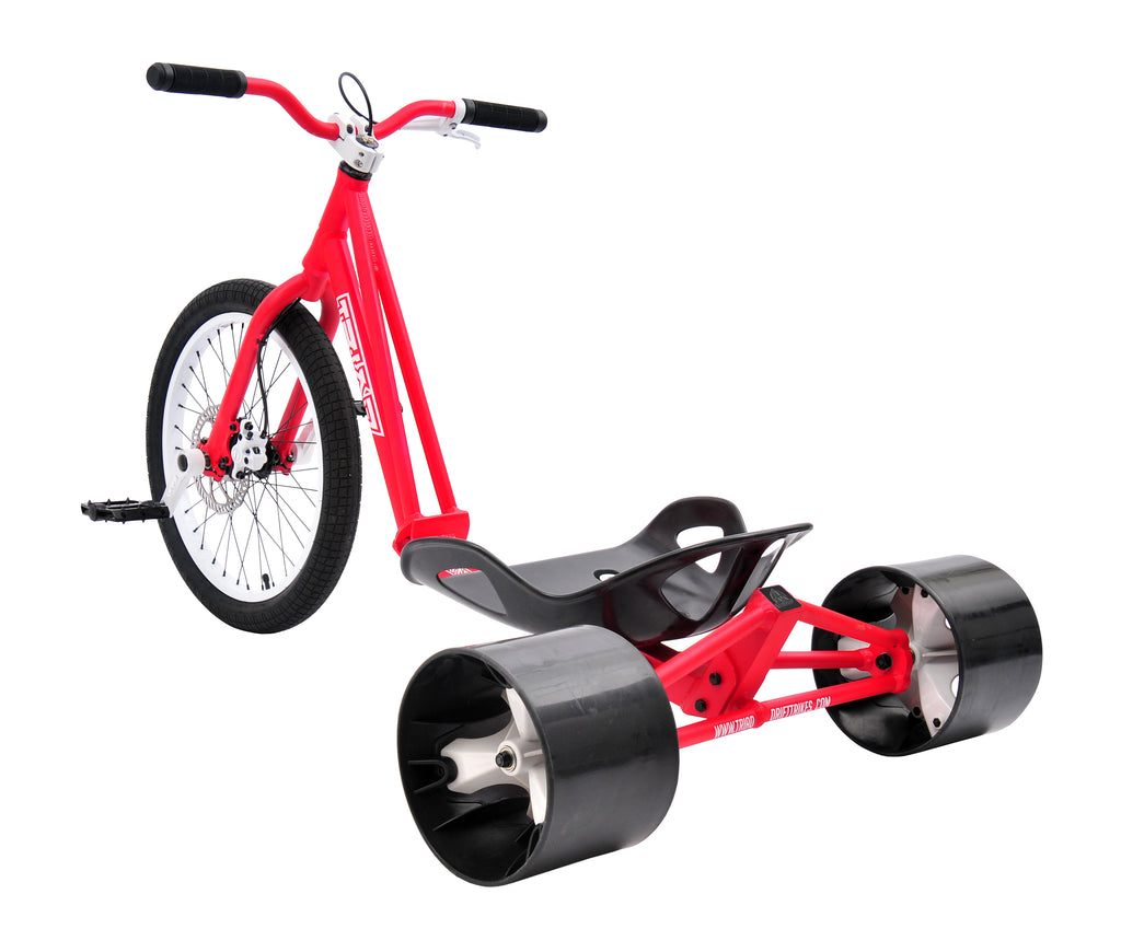 TRIAD SYNDICATE TRIKE RED & WHITE