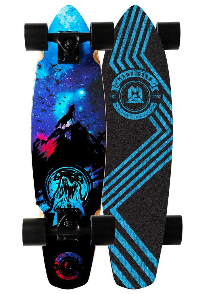 "MADD GEAR 28"" CRUISER BOARD HARMONY"