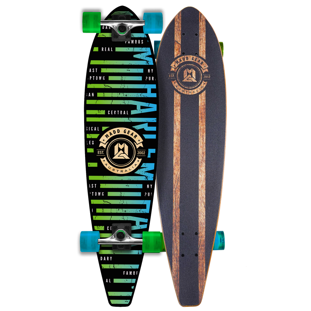 "MADD GEAR 36"" LONG BOARD SHAKE"