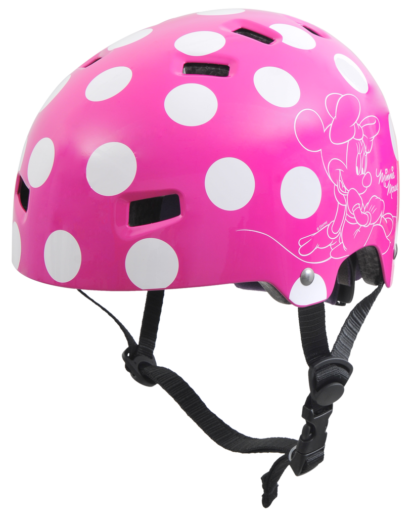 T35 CHILD SKATE HELMET MINNIE