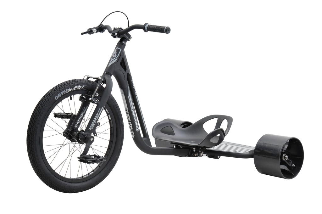 TRIAD UNDERWORLD 3 BLACK / GREY TRIKE