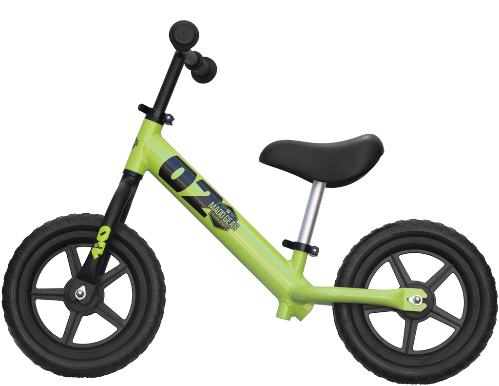 MADD RUSH RUNNER BIKE GREEN