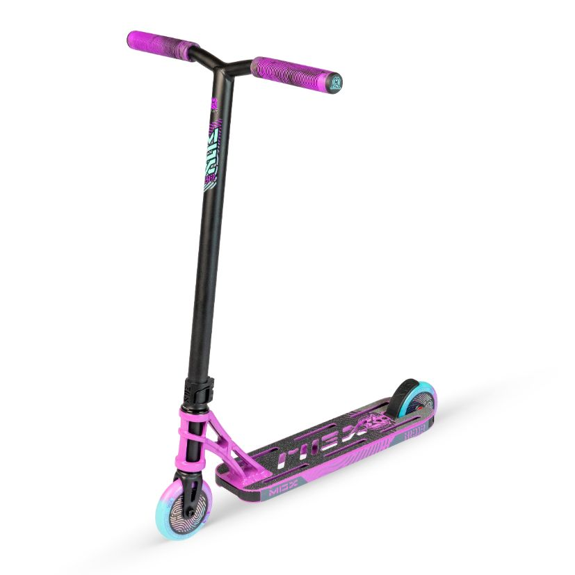 MGX S1 SHREDDER PURPLE / BLACK SCOOTER