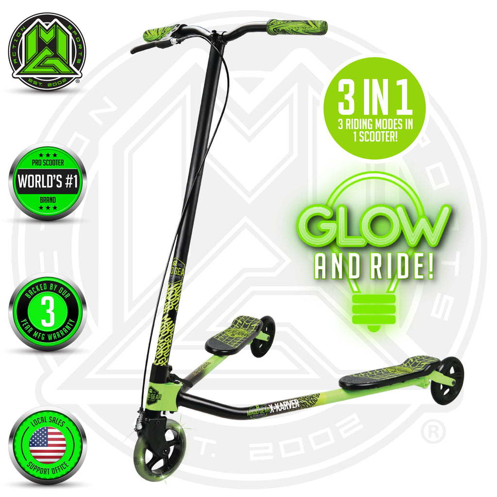 MADD GEAR X KARVER SCOOTER