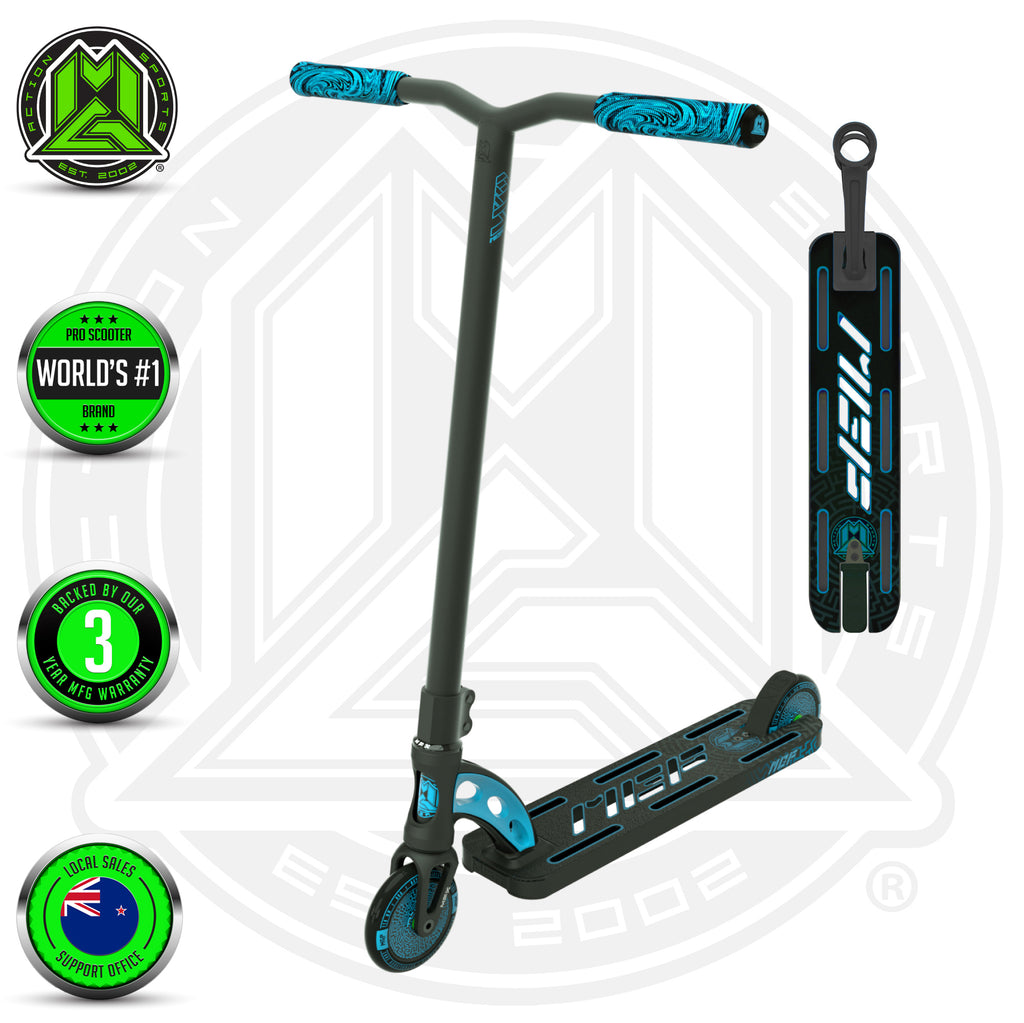 VX9 PRO SCOOTER BLACK / BLUE