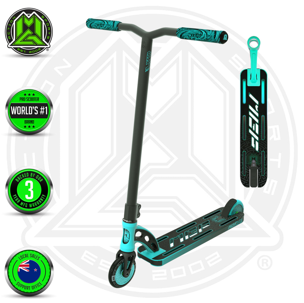 VX9 PRO SCOOTER TEAL / BLACK