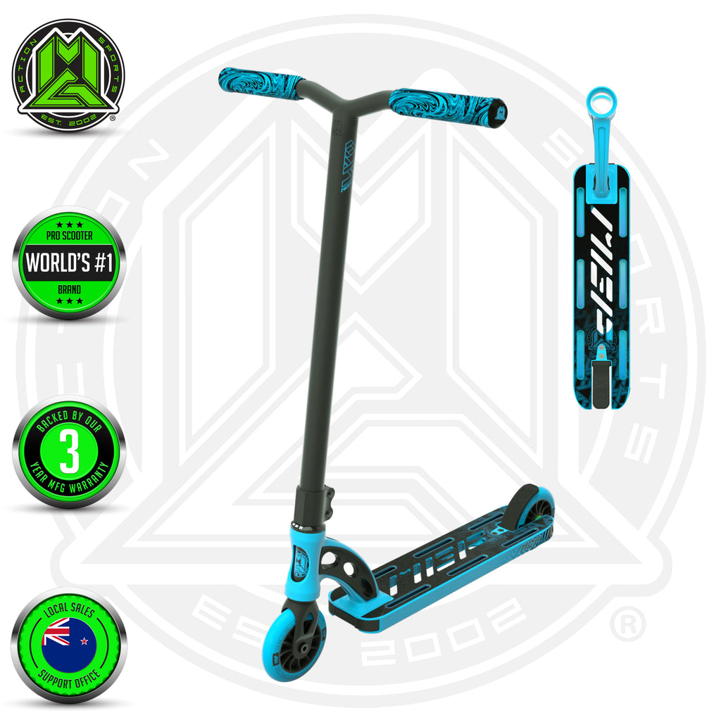 VX9 SHREDDER SCOOTER BLUE