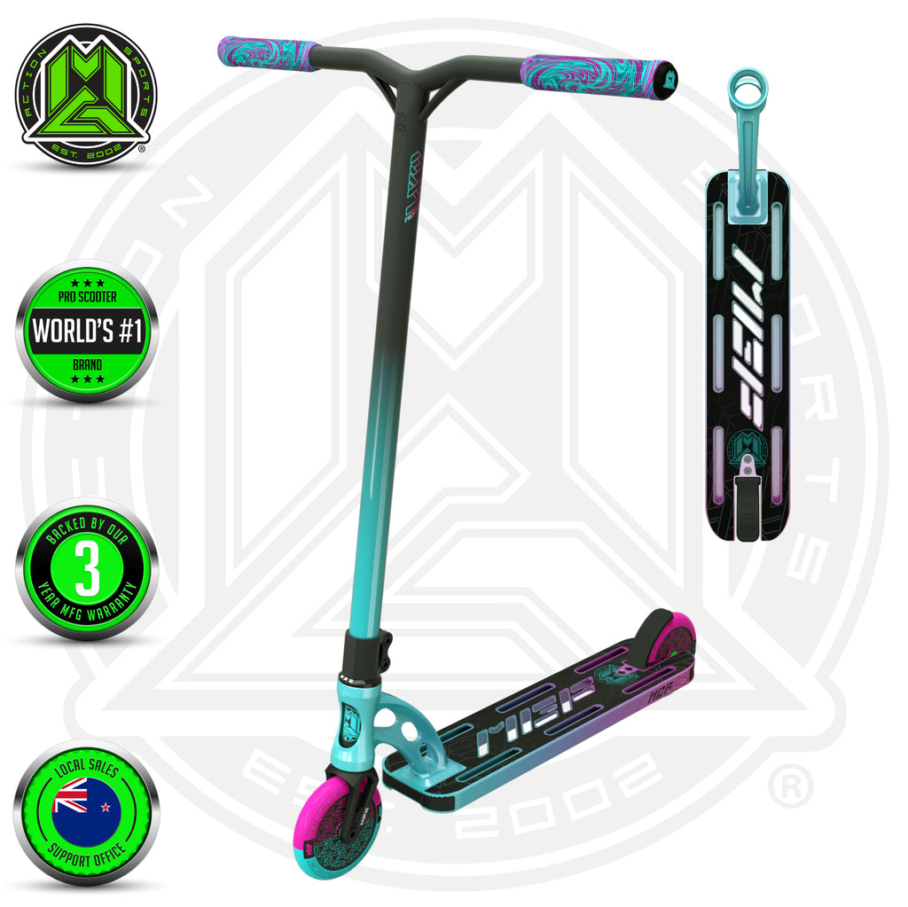 VX9 TEAM FUEL SERIES SCOOTER HYDRAZINE