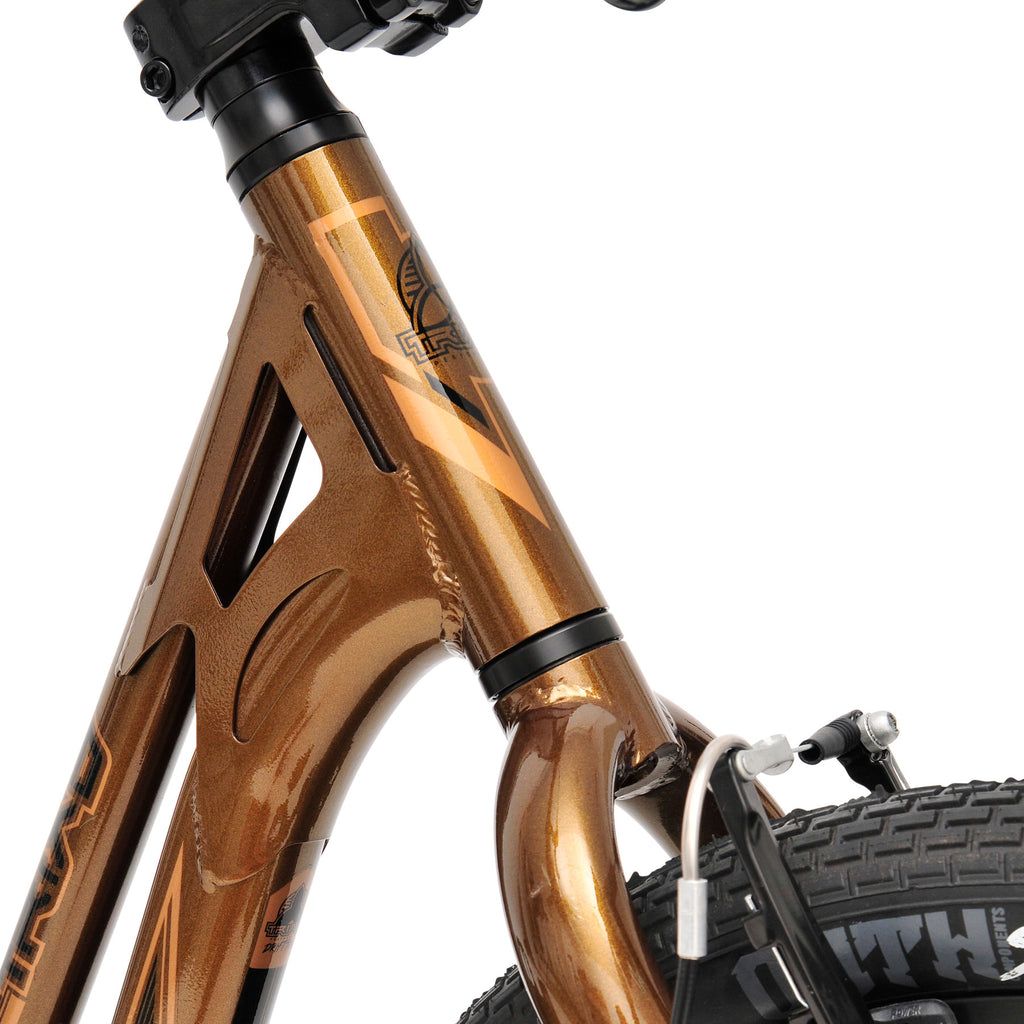 TRIAD UNDERWORLD 4 COPPER / BLACK HEADTUBE