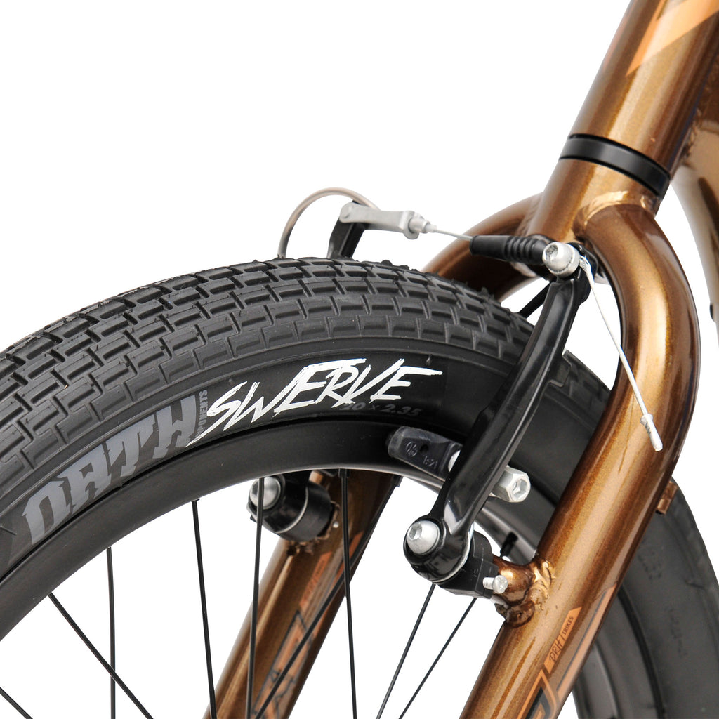 TRIAD UNDERWORLD 4 COPPER / BLACK TYRE