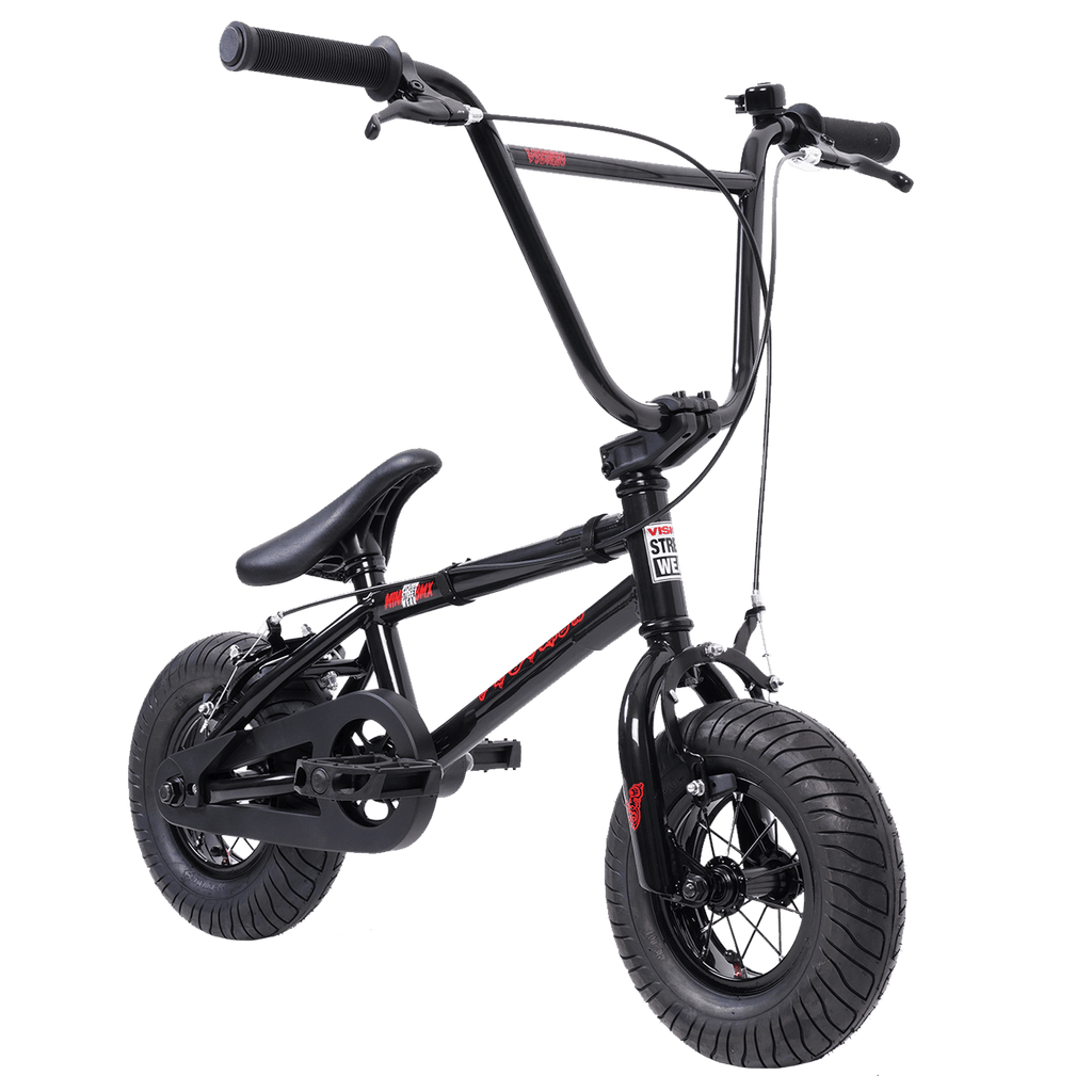 "VISION MINI BMX BIKE 10"" BLACK"