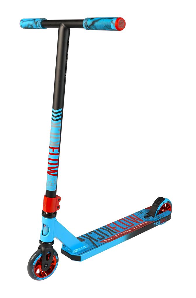 MADD GEAR KICK FLOW SCOOTER BLUE / BLACK