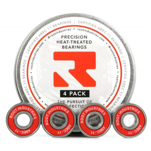 ROOT BEARINGS TIN 4 PACK