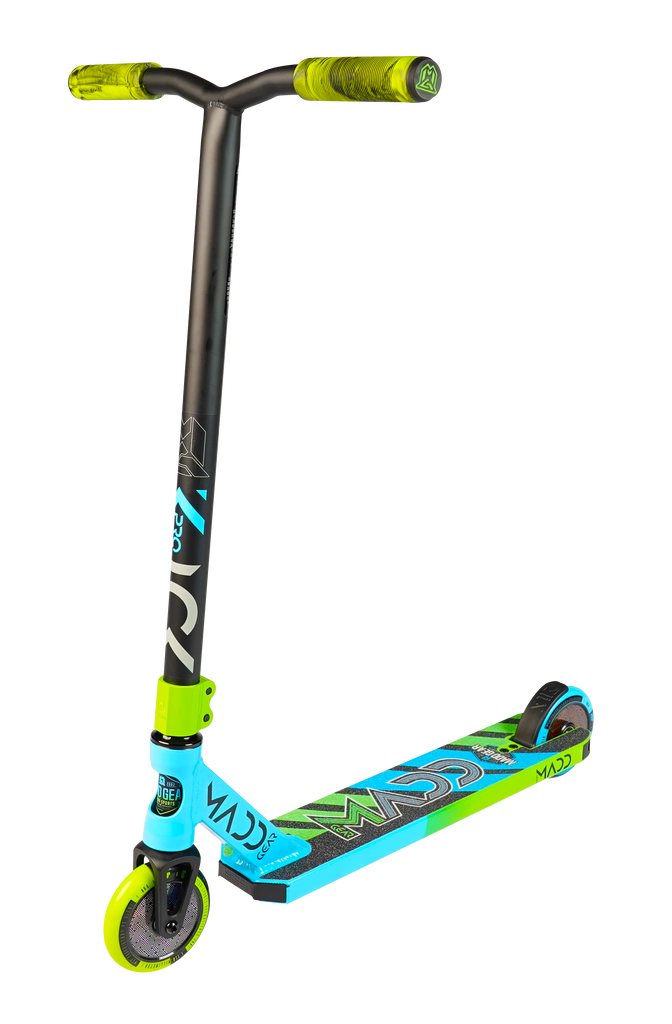 KICK PRO SCOOTER BLUE / GREEN