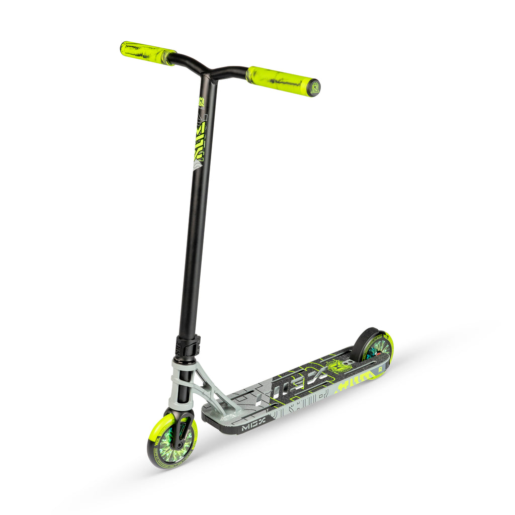 MGX P1 PRO GREY / GREEN SCOOTER