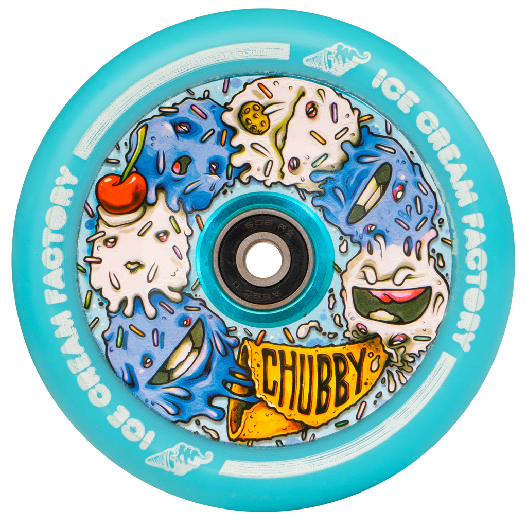 CHUBBY 110MM ICECREAM FACTORY WHEEL