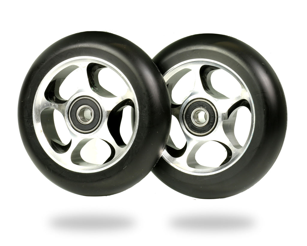 ROOT 100MM RE-ENTRY WHEELS - BLACK 2 PACK