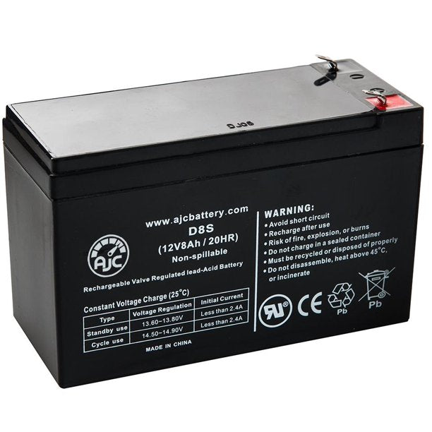 E200 E300 SCOOTER BATTERY