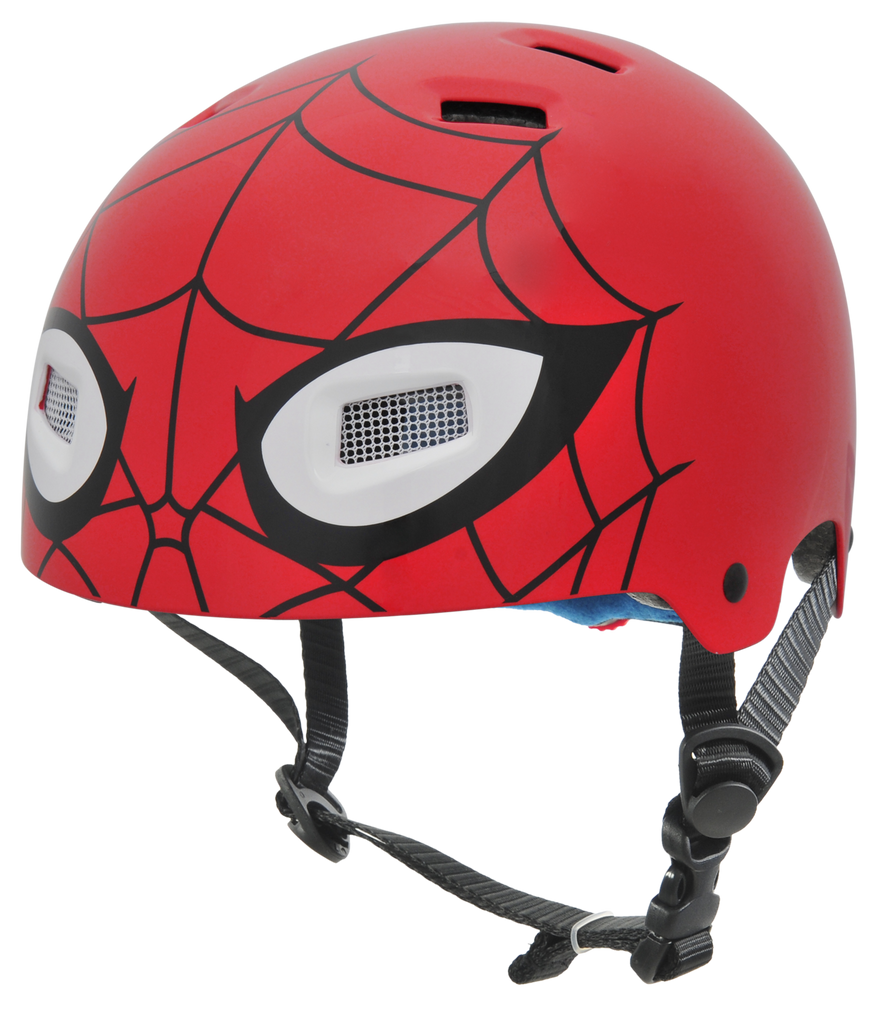 T35 CHILD SKATE HELMET SPIDERMAN
