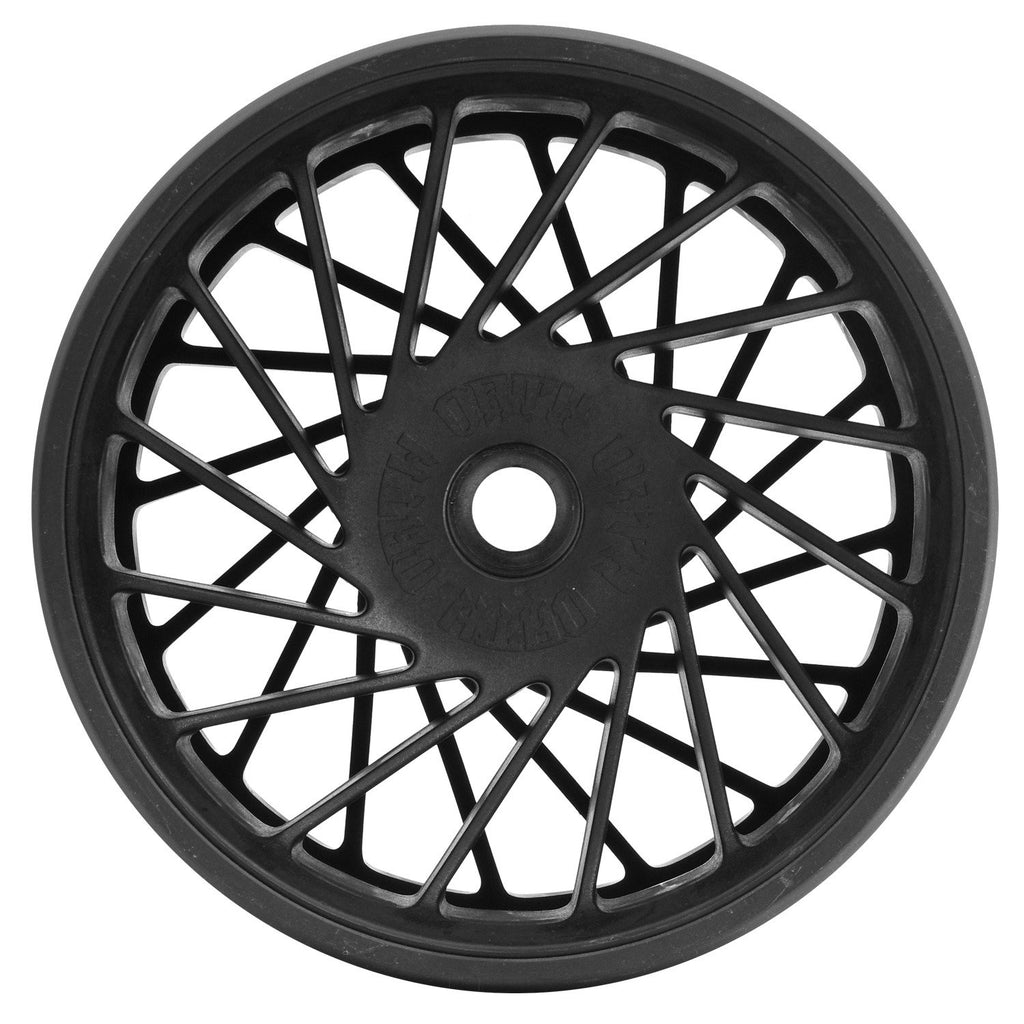 TRIAD VANGUARD BLACK/BLACK WHEEL SET