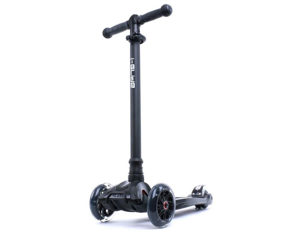 I-GLIDE 3 WHEELED SCOOTER BLACK MAIN