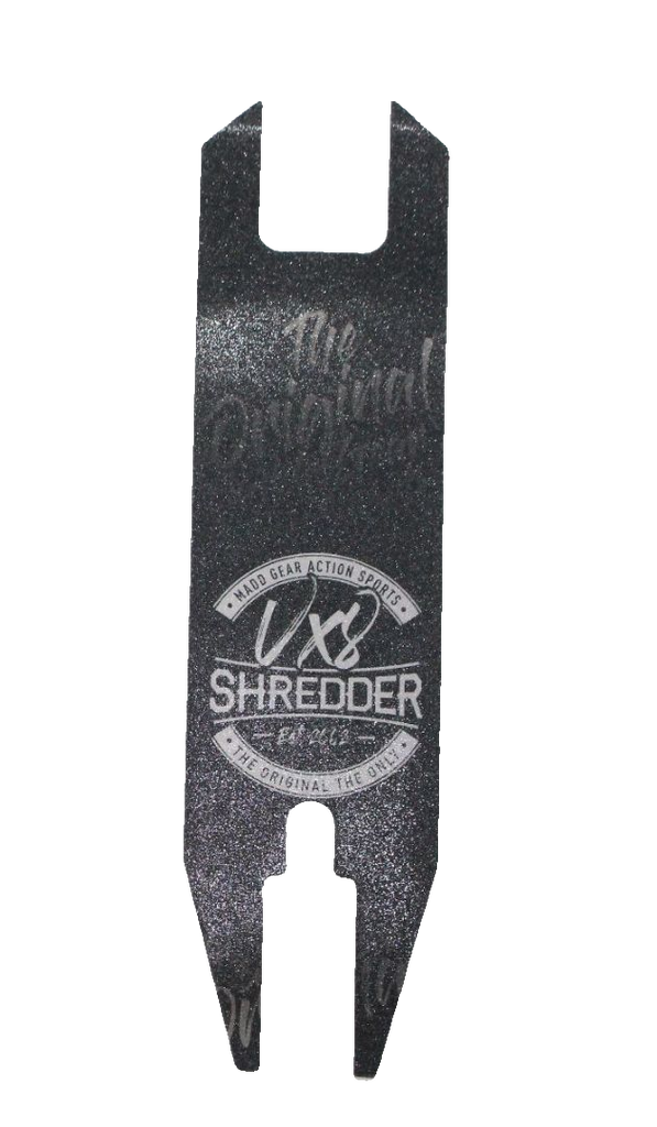 VX8 SHREDDER GRIPTAPE GREY