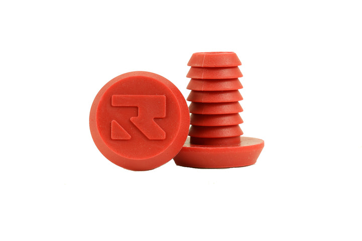 ROOT BAR ENDS - RED