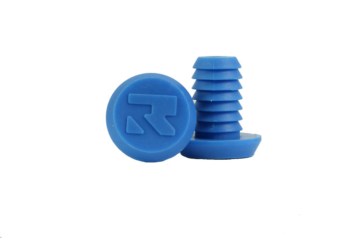 ROOT BAR ENDS - BLUE